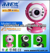 720P HD pc web camera