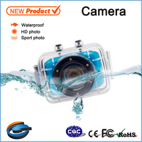 Cheap new wholesale waterproof digital camera for sale, color optional !