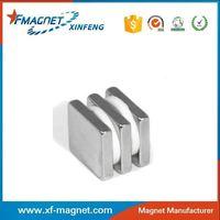 Arc shape ndfeb magnet manufacturers