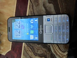 3G 2.8 inch LCD display 3G DUAL-SIM FEATURE MOBILE PHONE with facebook hotkey with WiFi