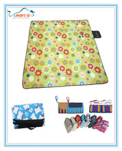 PE fabric with aluminum foil for kids climbing camping mats