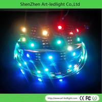 DC5V SMD5050 RGB WS2812B led Change Color Waterproof Flexible WS2812B led Strip Light / Digital WS2812B led Strip Light 60WS2