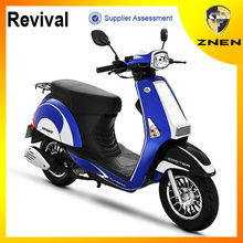 China Cheap 50cc gas powered go kart classical gas moped lick scooter for wholesale