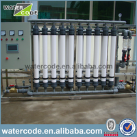 water treatment plant dow uf membrane 4040