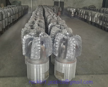 """Urumqi 4 1/2"""" to 17 1/2"""" water/oil/geothermal well drilling steel body diamond PDC bit for sale"""