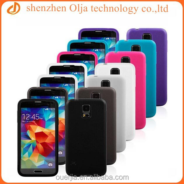 Flip touch screen protector case for samung galaxy s5, for samsung galaxy s5 case