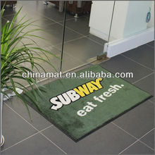 Personalized Advertising Mat