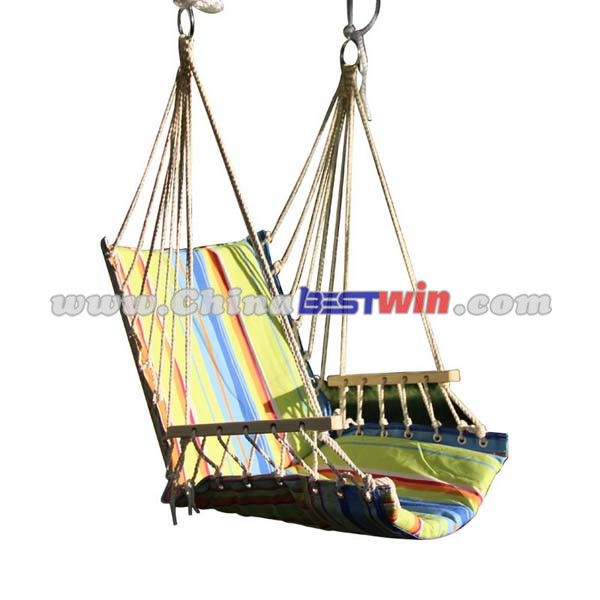 2015 hot sale good quality cheap hanging chair fabric for Cheap hanging chairs