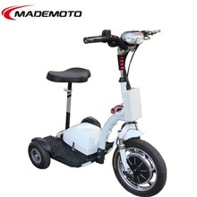 500w New Cheap 3 Wheel Electric Scooter for Sale