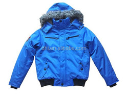 Factory supplier waterproof branded winter jackets men