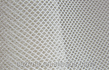 100% polyester mesh lining fabric for sport shoes