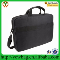 Cheap 15.6 inch Black Polyester Computer Bag Laptop Bag