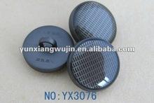 fashion metal buttons shell shank button