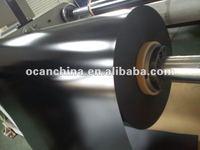 Black rigid PVC sheet,black pvc sheet roll