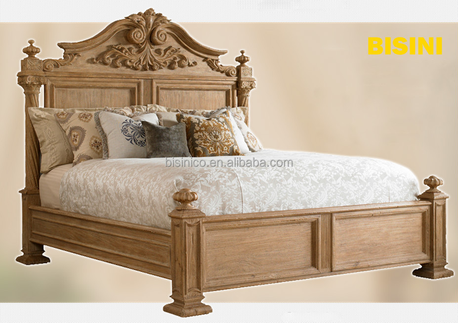 luxe espagnol colonial style renaissance lit r tro. Black Bedroom Furniture Sets. Home Design Ideas