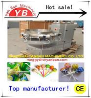 High capacity ball lollipop small candy packing machine YB-120