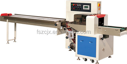 PLC control wet tissue packing machine factory