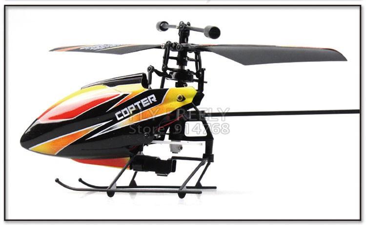 Детский вертолет на радиоуправление WL/v911 4CH 2.4ghz RC