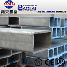 GALVANIZED STEEL PIPE / RECTANGULAR STEEL TUBING ASTM A53