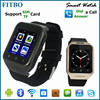 Full Functions Android 4.4 3G WiFI top smart bracelet for Apple Iphone 6s