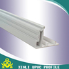 upvc/pvc profile for door and window in plastic profiles
