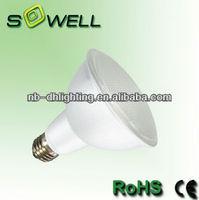 120V/230V 15W E27 2700K-6400K 8000Hours PBT housing reflector CFL energy saving lamp