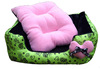 China pet supplier luxury pet dog sofa bed