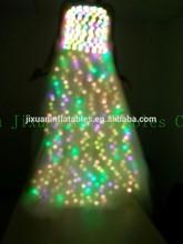 Cambio de color led para disfraz de bailarina/vestido de led para la venta