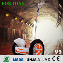 1001-2000w Power and 270~480min Charging Time electric scooter for teenagers Fosjoas V9