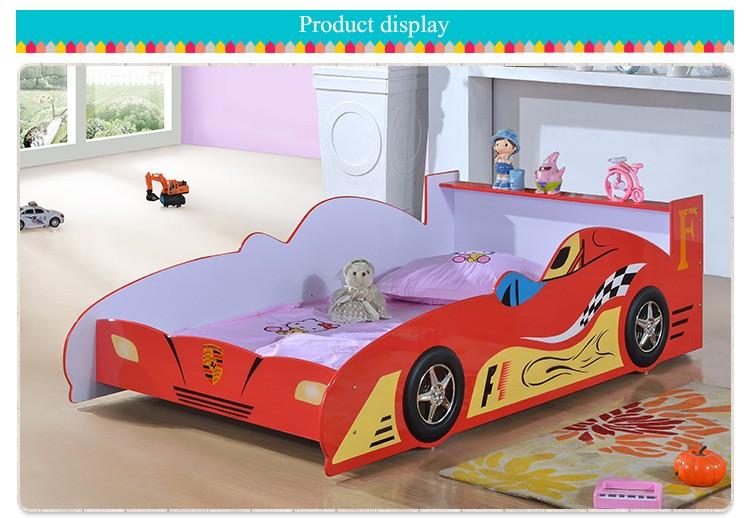 chambre gar on racer lit voiture armoire. Black Bedroom Furniture Sets. Home Design Ideas