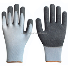 13G POLYESTER NITRILE GLOVES NITRILE COATED GLOVES SMOOTH FINISH WORK GLOVES