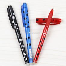 2015 magic erasable pens with Circle Line Click Cheap Metal Ball Pen