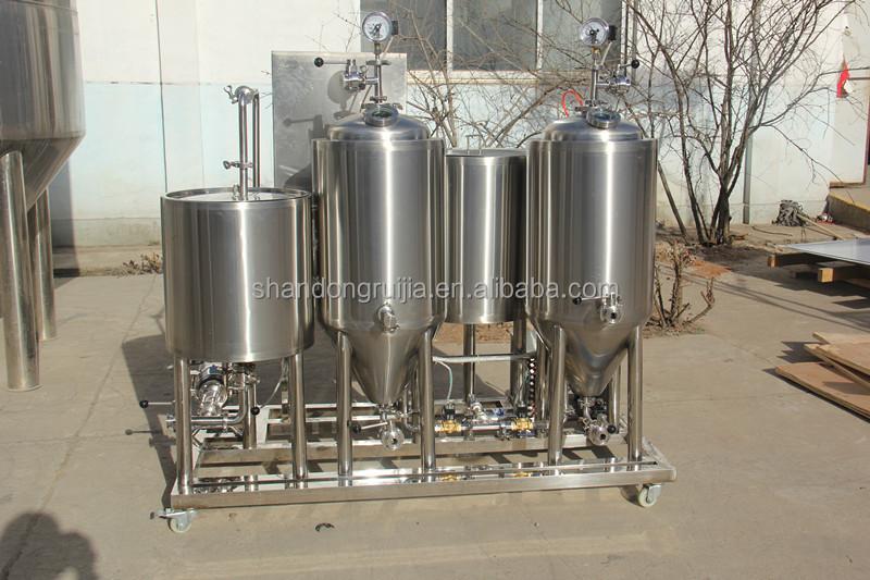 50l Mini Home Brewing Equipment Micro Nano Brewery For
