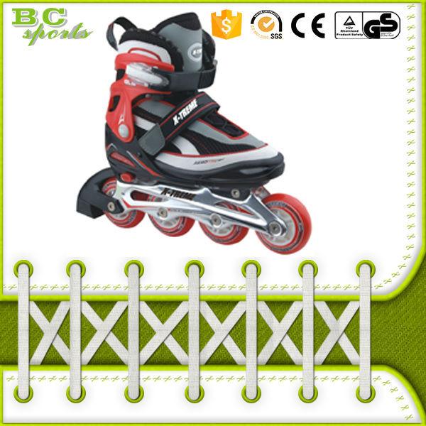 Piscando rodas de borracha abec 5 de carbono tendo em linha skate