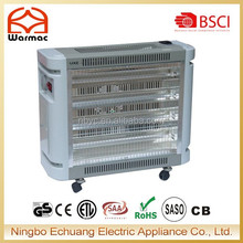 good selling new design quartz heater GS/CE/ROHS approved