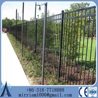 Australia standard 1.8m(H)x2.4m(W) security fence agency