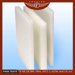 FLame retardant grade plastic ABS pmma sheet for Package/Furniture