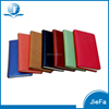 Promotional Cheap Price PU Leather Cover Mini Notebook