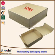 packaging paper box/design fashion style paper gift folding/toy packaging boxes