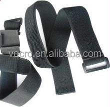 Elastic vlecro Cable ties ,Elastic Velcro Strap,elastic vlecro tape with buckle