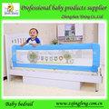 dobrável segurança trilho da cama para a criança