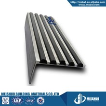 Top quality EPDM inserted easy folding rubber stair tread covers for carpet