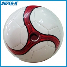 2015 Top Sale Mesuca Custom Brand Size 4 Machine Sewn PVC Soccer Football Balls AVS024A