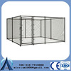 3m*3m*1.8m Large outdoor chain link dog kennels & dog cages & dog runs dog fence (manufacture)