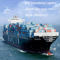 used container ship from China ship by sea, FCL, LCL - Skype:bhc-shipping002
