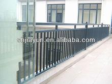 6063-T5 customized aluminum border fence from Jiayun