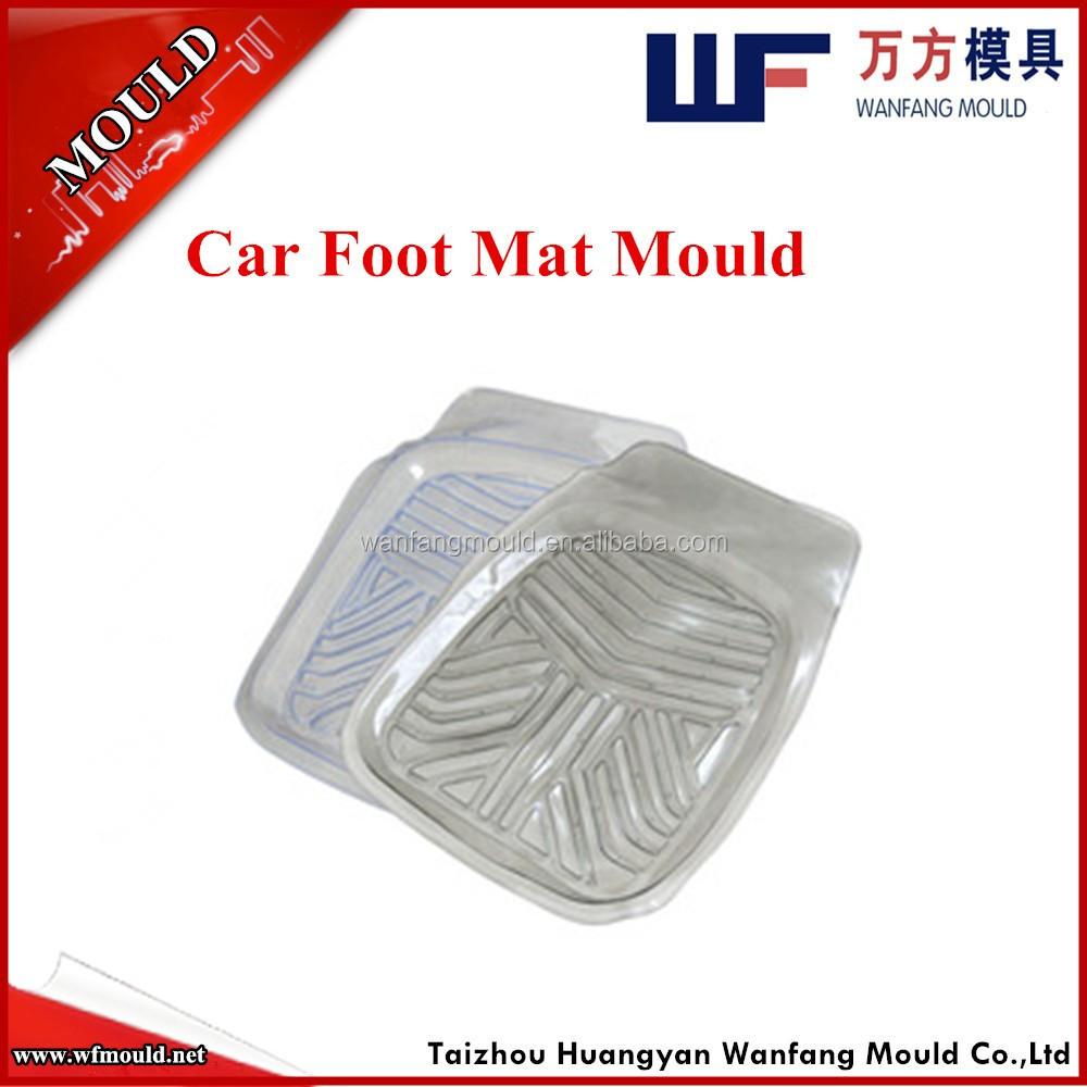 Pvc Car Foot Mat Mold Maker Buy Plastic Car Mat Mould