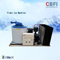 sea water Flake Ice Maker Machine on boat
