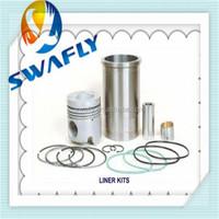 Engine Spare Parts M11 Cylinder Liner Kit,3080760
