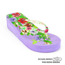 2015 style indoor fashion pvc slipper for girl shoes